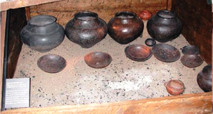 Hallstatt Period grave goods from Kasendorf Germany ca. 800 BCE